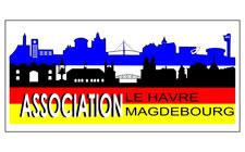 logo du jumelage Le Havre.Magdeburg
